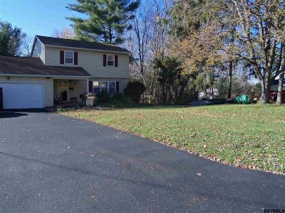 East Greenbush Single Family Home For Sale: 18 Alva St