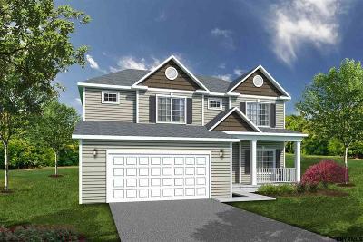 Ballston Single Family Home Price Change: 002 Kelley Farms Rd