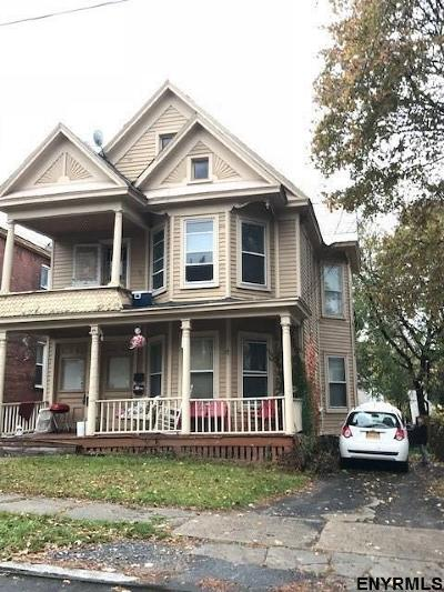 Schenectady Multi Family Home For Sale: 955 Park Av