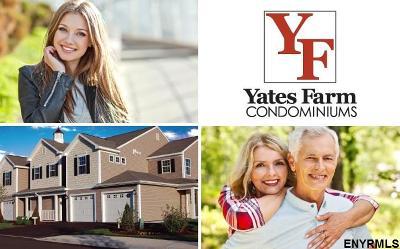 Glenville Single Family Home For Sale: 102 Grayson Pl