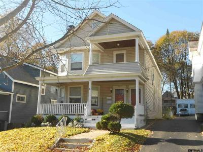 Schenectady Rental For Rent: 815 Rankin Av