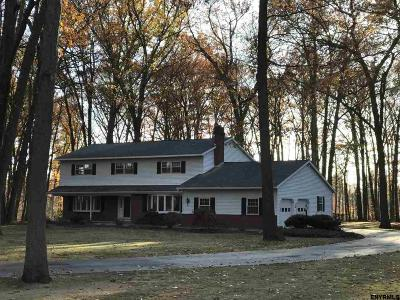Clifton Park Single Family Home For Sale: 760 Carlton Rd