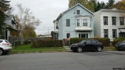 Troy Multi Family Home For Sale: 769 Second Av