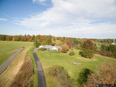 Guilderland Single Family Home For Sale: 2095 West Old State Rd