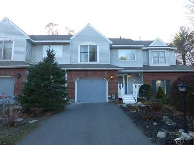 Clifton Park Single Family Home New: 63 Westbury Ct