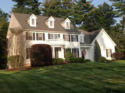 Saratoga County Single Family Home For Sale: 9 Beresford Rd