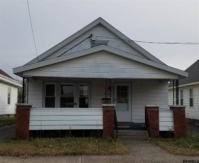Schenectady Single Family Home For Sale: 2224 Rose St
