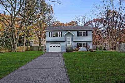Colonie Single Family Home For Sale: 20 Dowling Rd