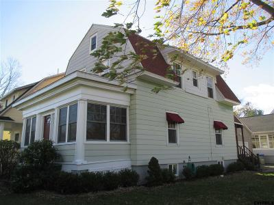 Albany Single Family Home For Sale: 96 Whitehall Rd