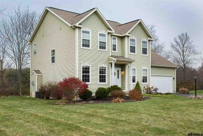 Ballston, Ballston Spa, Malta, Clifton Park Single Family Home For Sale: 11 Foxglove Way