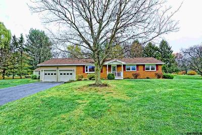 Columbia County Single Family Home New: 164 Orchard Dr
