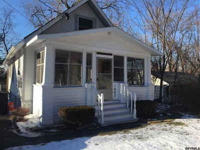 Troy Single Family Home For Sale: 1007 Ninth Av