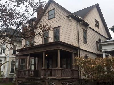 Troy Multi Family Home New: 156 2nd Av