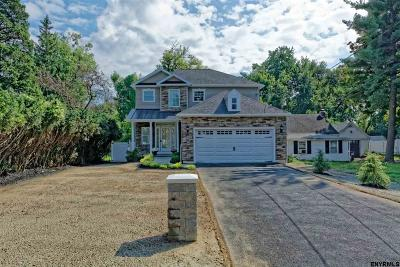 Colonie Single Family Home For Sale: 9 Willowdale Ter