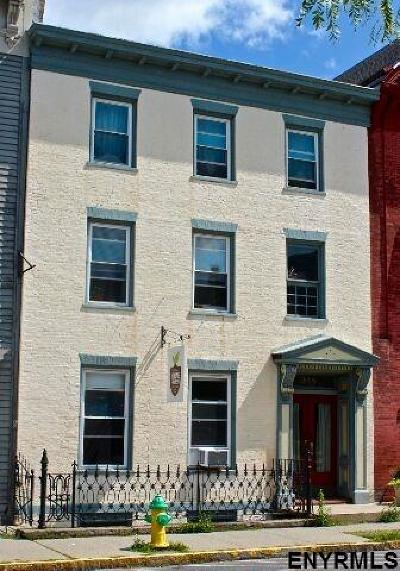 Hudson Multi Family Home For Sale: 358 Warren St