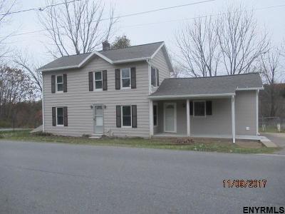 Ballston Spa Single Family Home For Sale: 145 Maple Av
