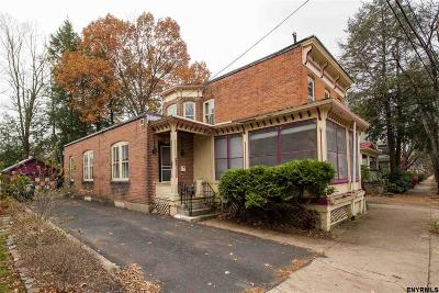 Saratoga Springs Single Family Home For Sale: 184 Spring St