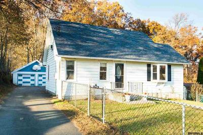 Saratoga County Single Family Home For Sale: 15 Jay St