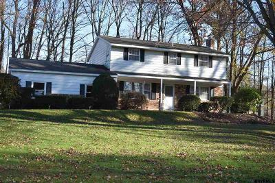 Clifton Park Single Family Home New: 13 Meadow Valley Dr
