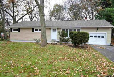 Colonie Single Family Home New: 18 Williams Park Rd