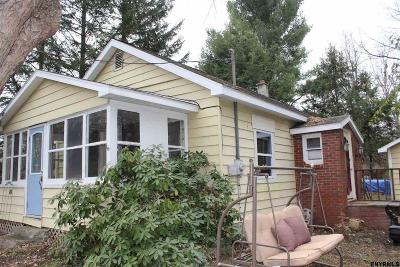 Voorheesville Single Family Home New: 10 Pine St