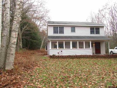Poestenkill Single Family Home For Sale: 60 Tymeson Rd