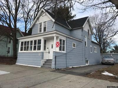 Albany Single Family Home For Sale: 633-637 Second St