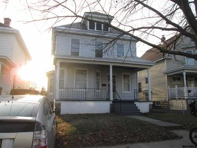 Schenectady Single Family Home New: 526 Ontario St