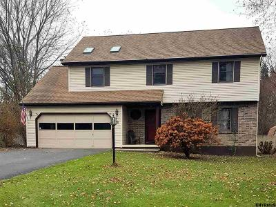 Colonie Single Family Home New: 3 Edgewater Ct