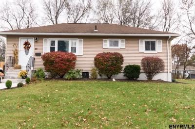 Colonie Single Family Home New: 22 Tanglewood Rd