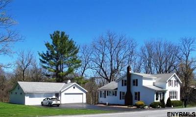 Guilderland Single Family Home New: 3971 Western Turnpike