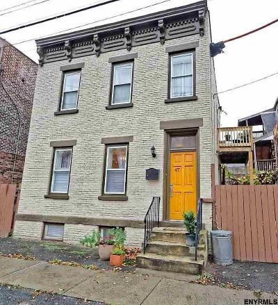 Troy Single Family Home New: 47 Adams St