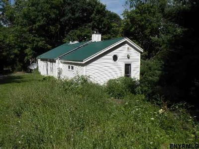 Columbia County Single Family Home New: 1562 Route 5