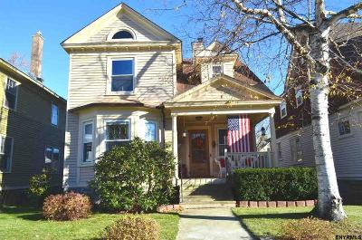 Schenectady Single Family Home New: 1328 Glenwood Blvd