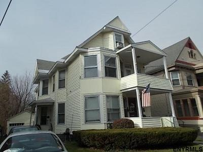 Schenectady Multi Family Home New: 1079 Wendell Av