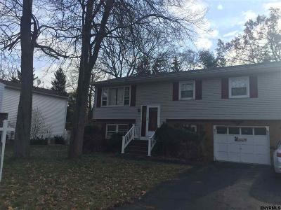 Colonie Single Family Home For Sale: 24 Holland Av