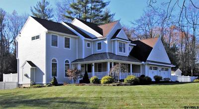 Saratoga Springs Single Family Home New: 10 Brookview Ter