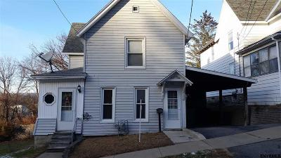 Gloversville Single Family Home For Sale: 38 Maple St