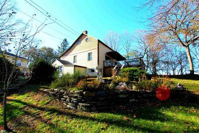 Claverack Single Family Home For Sale: 3 Canal St