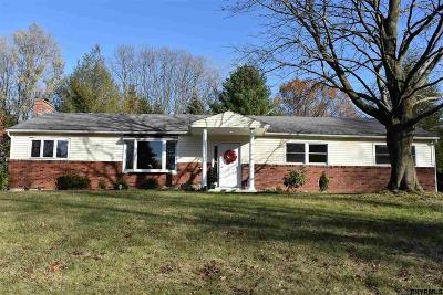 Clifton Park Single Family Home For Sale: 1 Sweet Brier Dr