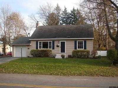 Colonie Single Family Home For Sale: 51 Forest Dr