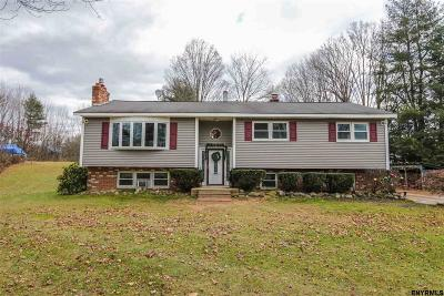 Ballston Spa Single Family Home For Sale: 558 Hop City Rd