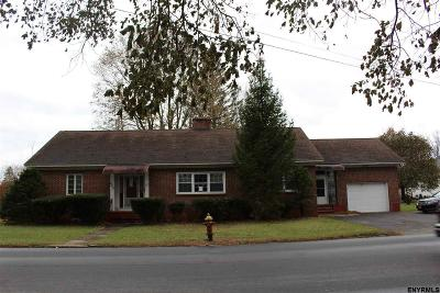 Amsterdam NY Single Family Home For Sale: $84,900