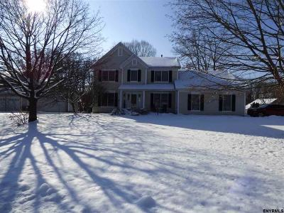 Clifton Park Single Family Home For Sale: 35 Jamison Dr
