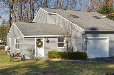 Clifton Park Single Family Home Price Change: 16 Glenbrook Dr