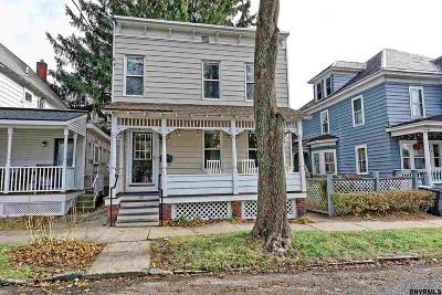 Saratoga Springs Single Family Home For Sale: 10 Russell St