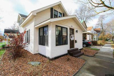 Saratoga Springs Single Family Home For Sale: 296 Caroline St