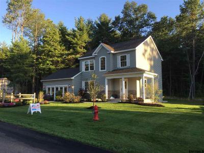 Saratoga County Single Family Home For Sale: 46 Tamarac Dr