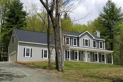 East Greenbush Single Family Home For Sale: Lot 9 New Rd