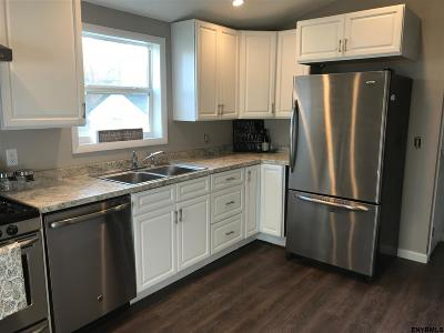 Saratoga County Single Family Home For Sale: 182 Ferry Blvd